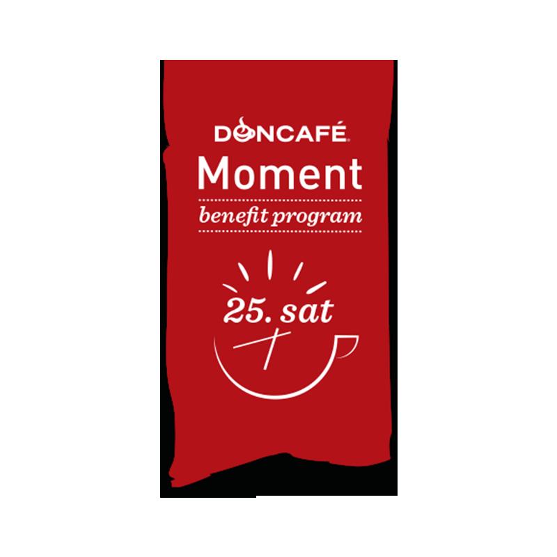 25. sat - Doncafe